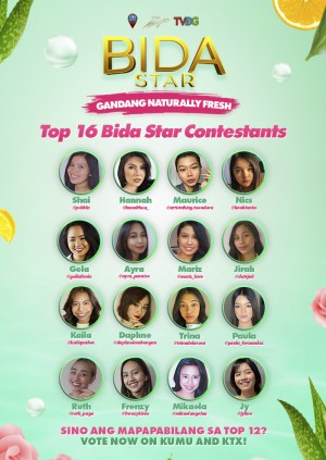BIDA STAR: GANDANG NATURALLY FRESH