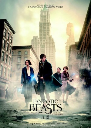 ROOFTOP FILM CLUB: Fantastic Beasts and Where to Find Them (2016)