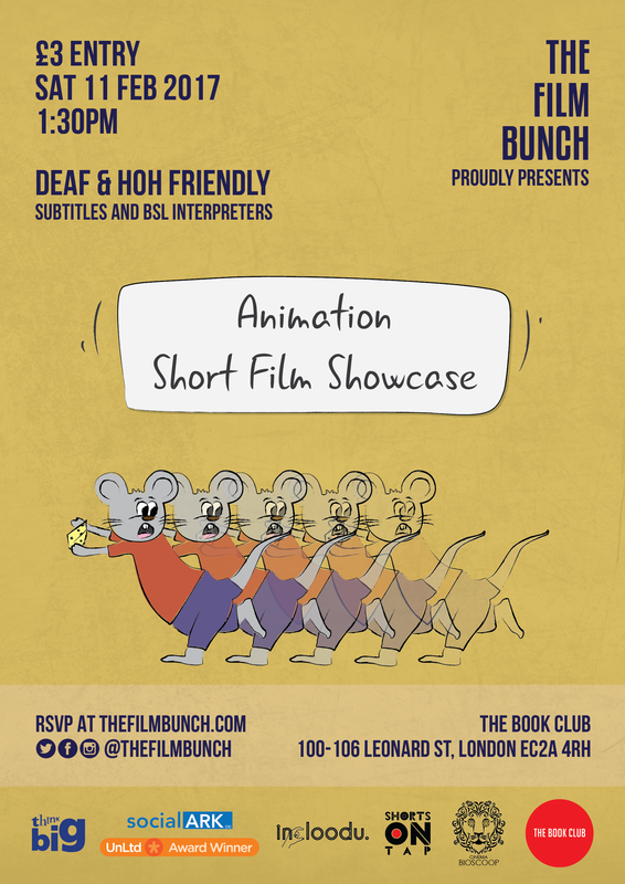 The Film Bunch: Short films and networking