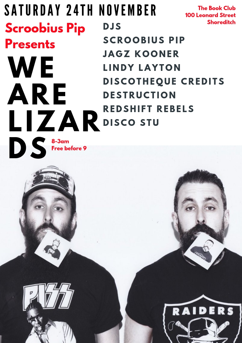 We are Lizards