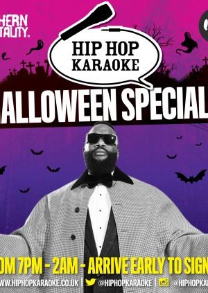 Hip Hop Karaoke - Halloween Special