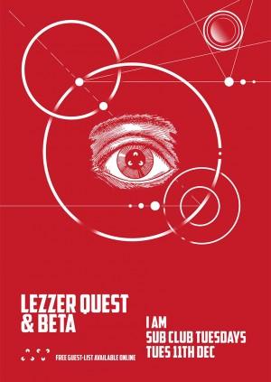 I AM - Lezzer Quest
