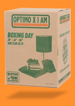 OPTIMO X I AM BOXING DAY