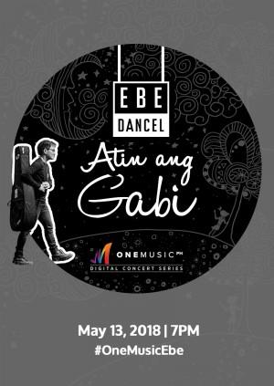 Ebe Dancel: Atin Ang Gabi Digital Concert
