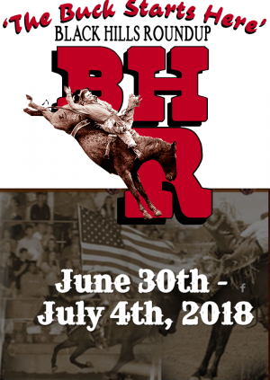 THE 99TH ANNUAL BLACK HILLS ROUNDUP RODEO