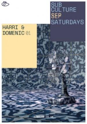 Subculture ・Harri & Domenic