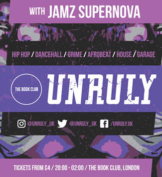 Clarks presents... Unruly