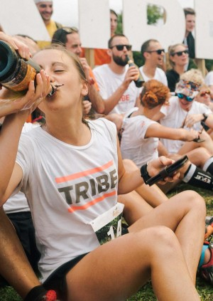 TRIBE 10% Project: Post-Hackney Half Picnic