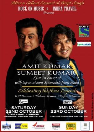 Amit Kumar - London
