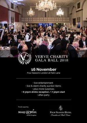 Verve Charity Gala Ball 2018