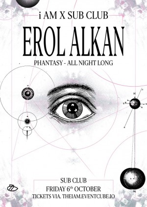 I AM - Erol Alkan (All Night Long)