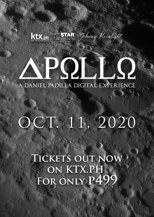 Apollo: A Daniel Padilla Digital Experience