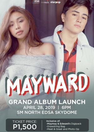 Mayward Grand Album Launch