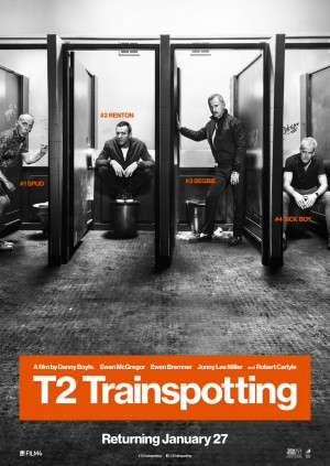 Rooftop Film Club: T2: Trainspotting