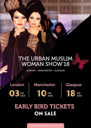 The Urban Muslim Woman Show Glasgow