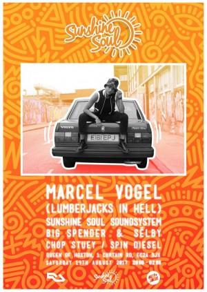 Sunshine Soul present: Marcel Vogel