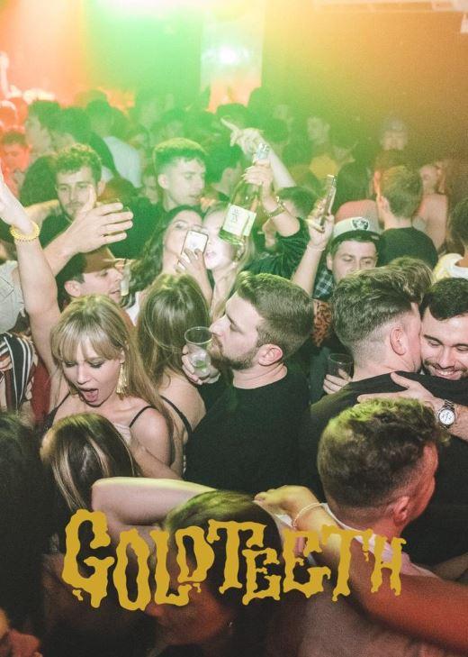 £5 Hip Hop Party w/ Gold Teeth DJ's