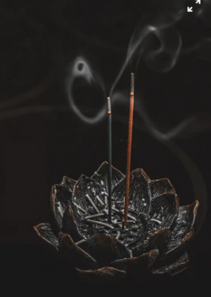 Make your own eco-friendly Incense - with Suhaiyla Shakuwra