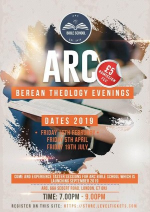 Berean Theology Evenings