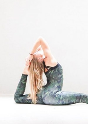 TRIBE x Planet Organic Yoga for Runners with CalliYoga