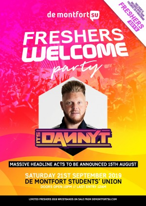 Freshers Welcome Party