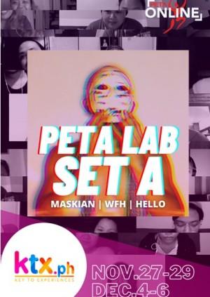 PETA Laboratory A