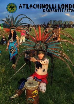 Aztec Solstice Sunrise Celebration