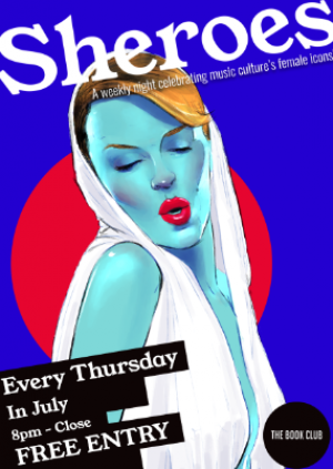 Sheroes Celebrate Kylie - Every Thursday in July
