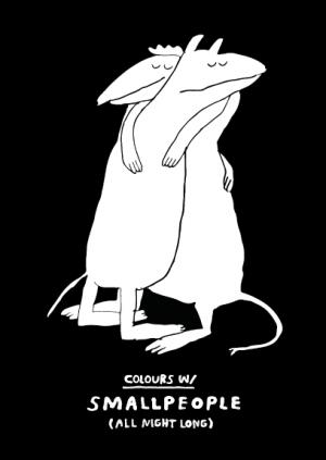 Colours w/ Smallpeople (Julius Steinhoff, Dionne) All Night Long