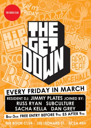 The Get down with Dan Greyy