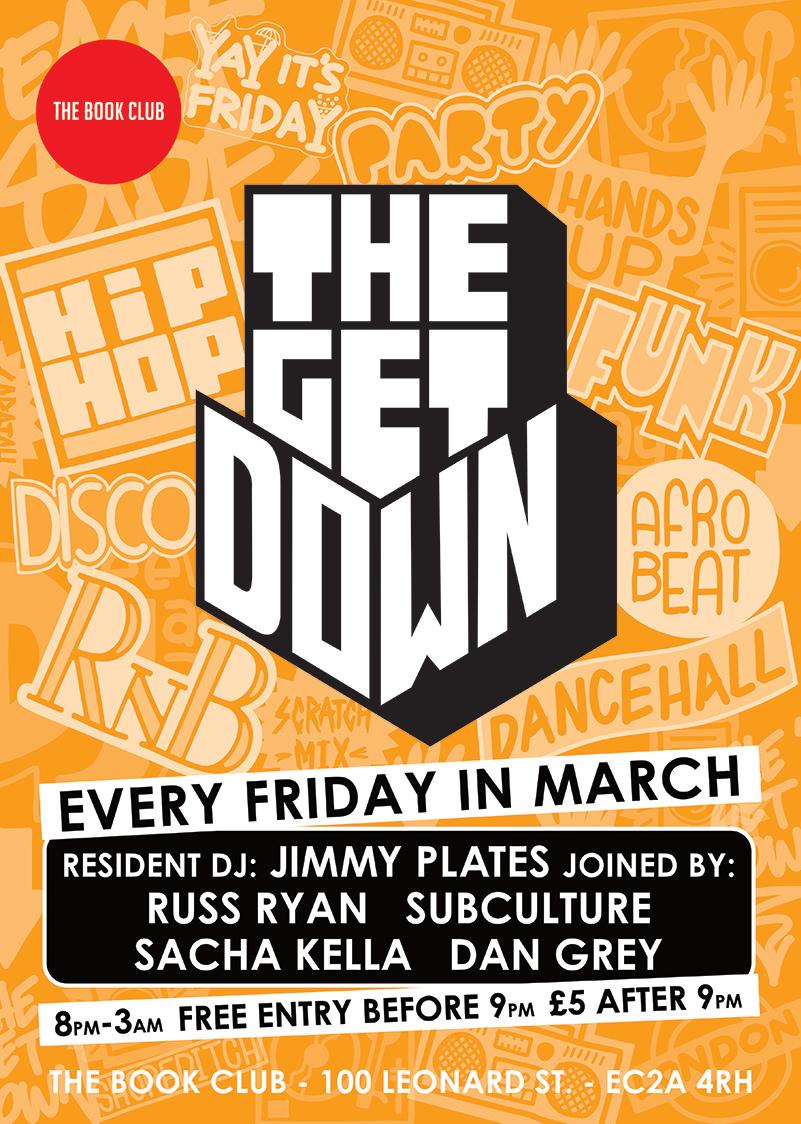 The Get down with Sasha Kella
