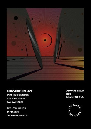 Strange Frequency:  Convextion Live