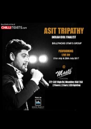 Asit Tripathi Live