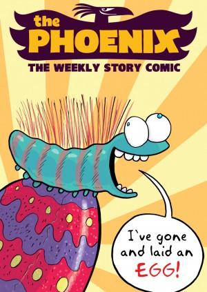 Manchester Phoenix Fest: Gary Northfield's Hairy Tales