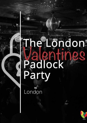 The London Valentines Padlock Party
