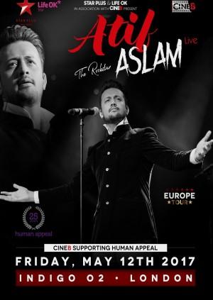 Atif Aslam Live - London