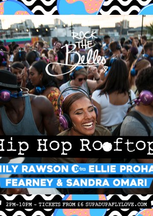 Rock The Belles x Hiphop Rooftop