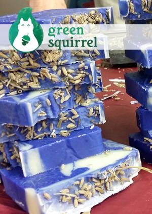 Natural Soap making / Gwneud Sebon Naturiol