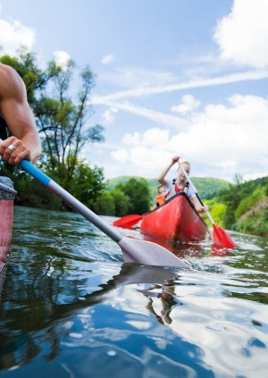 TRIBE Force Of Nature: Canoe to Beers!