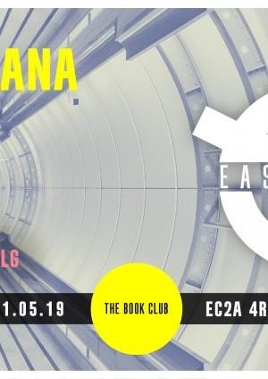 Eastbound - Dr. Banana, DJ Caspa