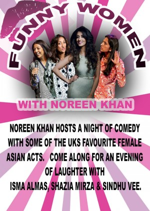 Funny Women With Noreen Khan