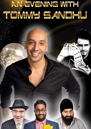 An Evening With Tommy Sandhu