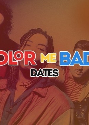 CANCELLED - Color Me Badd