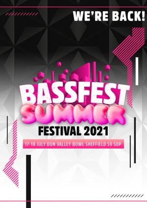 Bassfest 2021 Summer Festival The Weekender