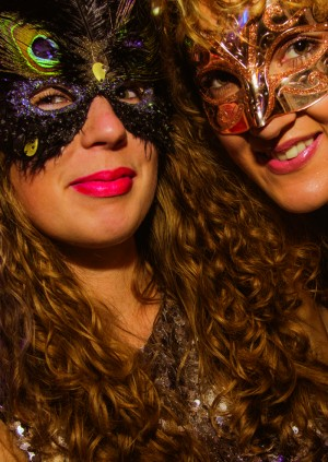Spiegeltent Masquerade Ball