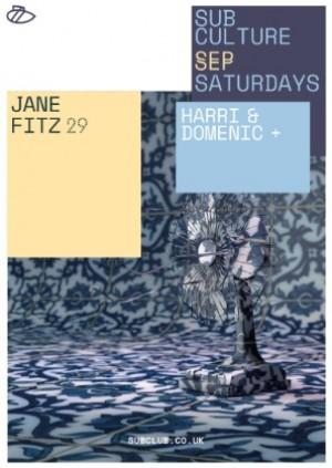 Subculture ・Jane Fitz