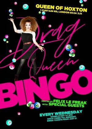 Drag Bingo!