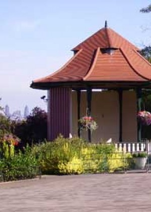 LPGT Summer Walk 1 - Horniman Garden, an Education and a Delight