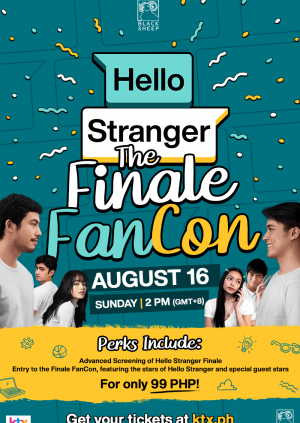 Hello Stranger: The Finale FanCon