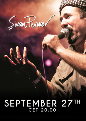 Şivan Perwer - Online Concert